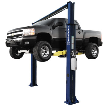 2 Post Overhead Lift Capacity 10000 LBS Retail Price 189995 Sale 179995 The AT CJ OHA Is A Two Vehicle With OVERHEAD